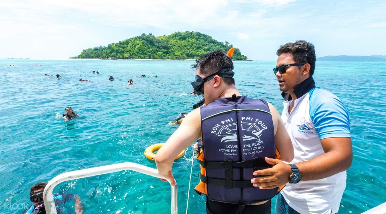loh samah bay snorkeling